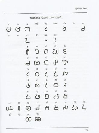 Adi ganga Script