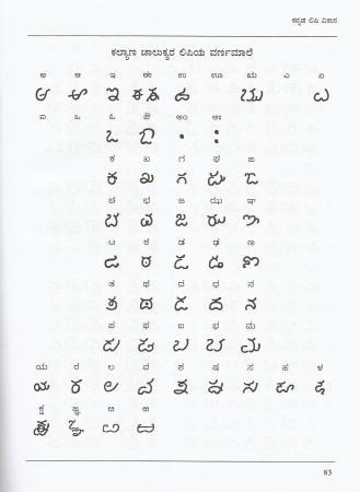 Kalyana Chalukya Script